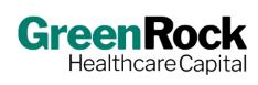GreenRock Healthcare Capital, LLC logo